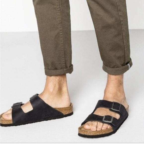 Birkenstock Arizona Birkenstock Men's Arizona Sandals Men's GzMVpUjSLq